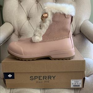 Sperry Maritime Repel boots